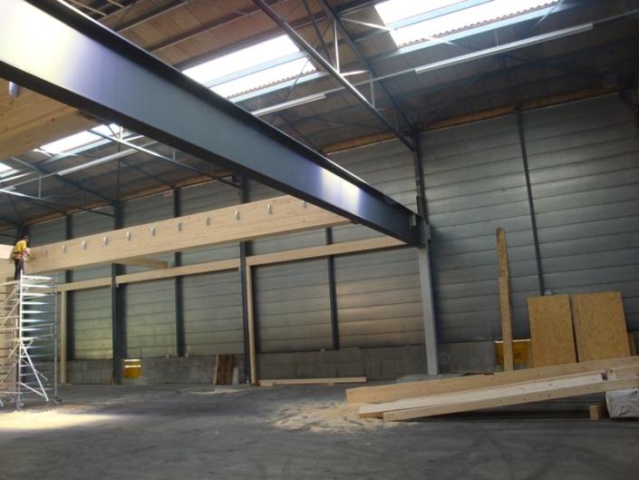 Stahlbau Stahlträger Aarau